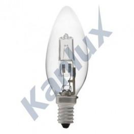 CDH/CL 28W E14 Halogenová žárovka svíčka
