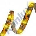 GRANDO LED-Y - Pásky LED SMD v silikonu IP65 - žlutá
